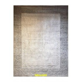 Gabbeh Lory 240x170 grigio tortora Mollaian rugs