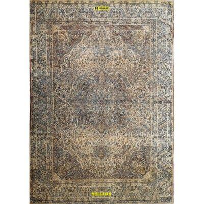Antique persian Kerman 326x230-Mollaian-Antique-Rugs-Antique carpets-Kerman - Kirman-old-carpet-3975-9.000,00€-Sale--50%