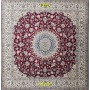 Nain square 9 line extra fine Persia 254 x 250 Mollaian Rugs