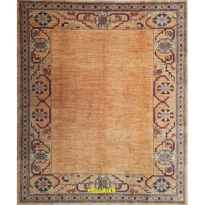 Zagross Talish 221x190-Mollaian-Gabbeh-Contemporary-Rugs-Gabbeh and Modern Carpets-Zagross-4992-1.950,00€-Sale--50%