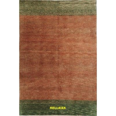 Gabbeh Beijing 188x123-Mollaian-Gabbeh-Contemporary-Rugs-Gabbeh and Modern Carpets-Gabbeh-6820-400,00€-Sale--50%