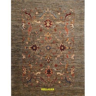 Ariana extra 193x148-Mollaian-Gabbeh-Contemporary-Rugs-Gabbeh and Modern Carpets-Ariana-12545-1.250,00€-Sale--50%