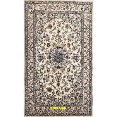 Nain 9 line Persia 220x128-Mollaian-Classic-Rugs-Classic carpets-Nain-12673-1.950,00€-Sale--50%