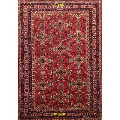 Shirvan Zeikur Caucasico 245x170 Mollaian tappeti 6286 Tappeti Geometrici -50% 999,50€ Shirvan Caucasico