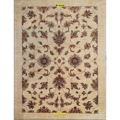 Sultanabad extra gold 213x162 Mollaian carpets 12514 Gabbeh and Modern Carpets -50% 1.300,00€ Gabbeh and Modern Carpets