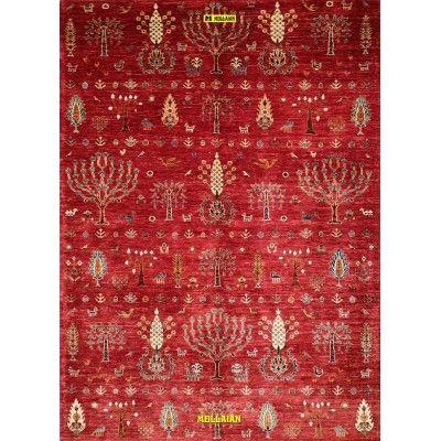 Ariana extra fine 248x180-Mollaian-Gabbeh-Contemporary-Rugs-Gabbeh and Modern Carpets-Ariana-13011-1.800,00€-Sale--50%