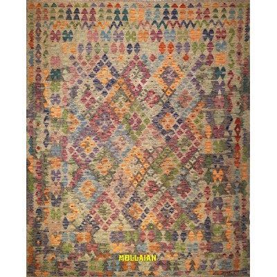 Kilim Kaudani Melange 247x200 Mollaian carpets 12892 Kilim -Sumak -50% 450,00€ Kilim -Sumak