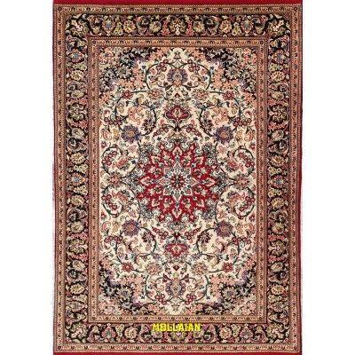 Qum Kurk Persia 197x135-Mollaian-Classic-Rugs-Classic carpets-Qum - Ghom-7045-2.200,00€-Sale--50%