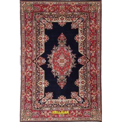 Qum Kurk Persia 206x133-Mollaian-Tappeti-classici-Tappeti Classici-Qum - Ghom-5915-2.450,00€-Saldi--50%