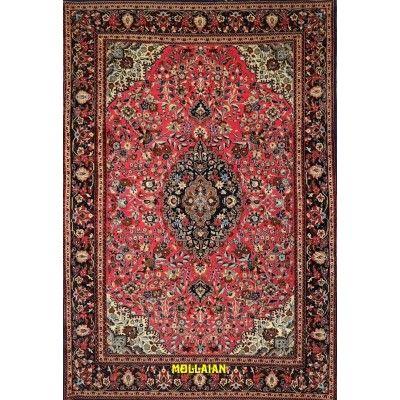 Qum Kurk Persia 210x142-Mollaian-Tappeti-classici-Tappeti Classici-Qum - Ghom-3810-1.375,00€-Saldi--50%
