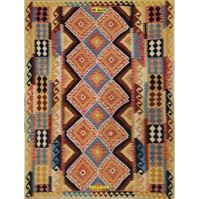 Kilim Vaziri Melange 248x188 Mollaian carpets 13119 Kilim -Sumak -50% 0,00€ Kilim -Sumak