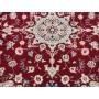 Nain 6 line Persia 106x100 Mollaian carpets 8565 Square and oversize carpets -50% 1.250,00€ Square and oversize carpets