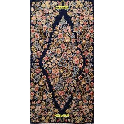 Kerman Ravar Persia 116x60-Mollaian-Bedside-Rugs-Bedside carpets-Kerman - Kirman-9801-550,00€-Sale--50%
