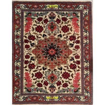 Tabriz 60R Persia 87x62-Mollaian-Tappeti-Scendiletto-Tappeti Scendiletto-Tabriz-8766-425,00€-Saldi--50%