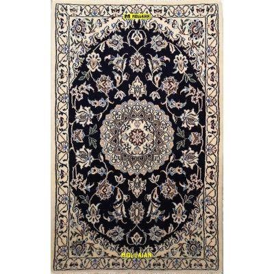Nain 9 line Persia 105x65-Mollaian-Bedside-Rugs-Bedside carpets-Nain-9180-295,00€-Sale--50%