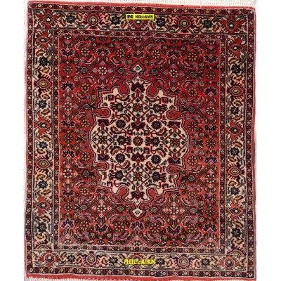 Bijar extra fine Persia 87x72-Mollaian-Bedside-Rugs-Bedside carpets-Bijar - Bidjar-5744-275,00€-Sale--50%