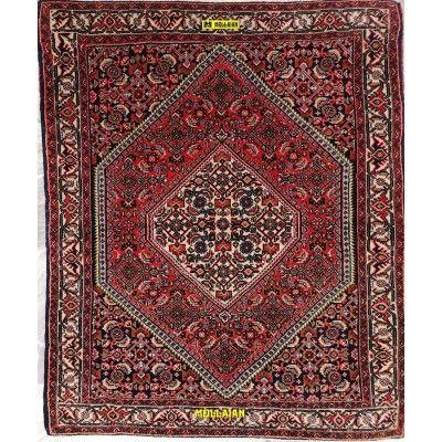 Bijar extra fine Persia 90x76-Mollaian-Bedside-Rugs-Bedside carpets-Bijar - Bidjar-5746-0,00€-Sale--50%