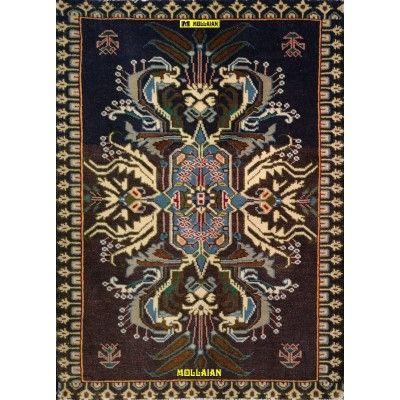 Lilian d'epoca Persia 87x65-Mollaian-Tappeti-Scendiletto-Tappeti Scendiletto-Lilian-7925-99,50€-Saldi--50%