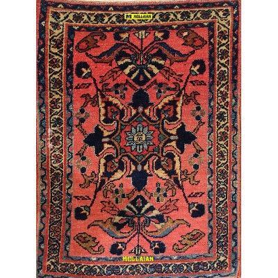 Antique Lilian Persia 73x58-Mollaian-Bedside-Rugs-Bedside carpets-Lilian-6360-575,00€-Sale--50%