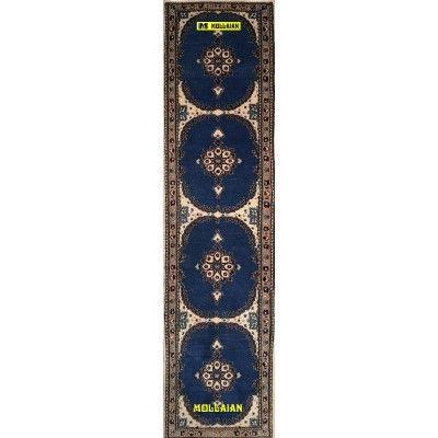 Nain Persia 243x60-Mollaian-Runner-Rugs-Runner Rugs - Lane Rugs - Kalleh-Nain-8008-245,00€-Sale--50%