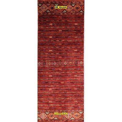 Khorgin Uzbek 208x81-Mollaian-Tappeti-Passatoia-Tappeti Passatoie - Corsie - Kalleh-Khorgin Gabbeh-12583-595,00€-Saldi--50%
