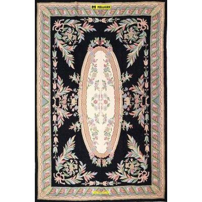 Kilim Aubusson Suzani 272x180-Mollaian-rugs-Kilim -Sumak-Aubusson-geometrico-0960-720,00€-Sale--50%