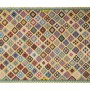 Kilim Vaziri Melange 304 x 204 Multicolored light Mollaian rugs