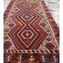 Ancient Kilim Shirvan 310 x 168 Azerbaijan bright light colors Mollaian rugs