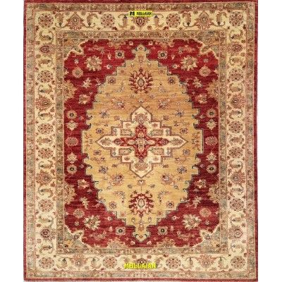 Soltanabad extra gold 214x180-Mollaian-Gabbeh-Contemporary-Rugs-Gabbeh and Modern Carpets-Sultanabad - Soltanabad-8751-1.250,...