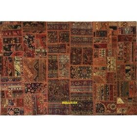 Natural patchwork vintage persia 284x192