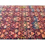 Antique Malayer sajadeh carpet 188 x 128 Persia Mollaian rugs