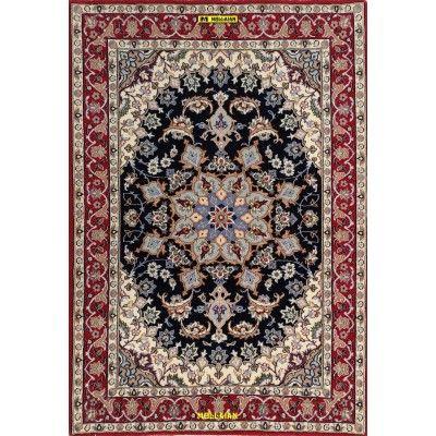 Isfahan Extra Fine Seta Persia 103x72-Mollaian-Tappeti-Scendiletto-Tappeti Scendiletto-Isfahan-6111-1.150,00€-Saldi--50%