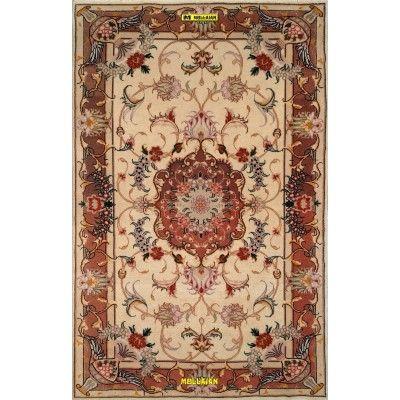 Tabriz 60R extra fine Persia Silk 115x73-Mollaian-Bedside-Rugs-Bedside carpets-Tabriz-3325-950,00€-Sale--50%