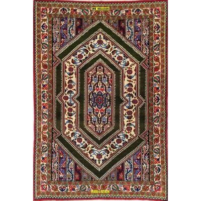 Qum Kurk Persia 115x75 Mollaian tappeti 1570 Tappeti Piccoli - medi -50% 499,50€ Qum - Ghom