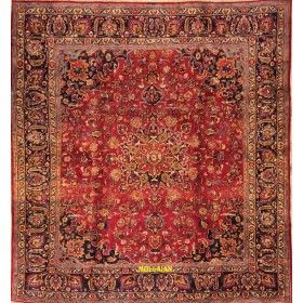 Antique persian Mashad 470X335