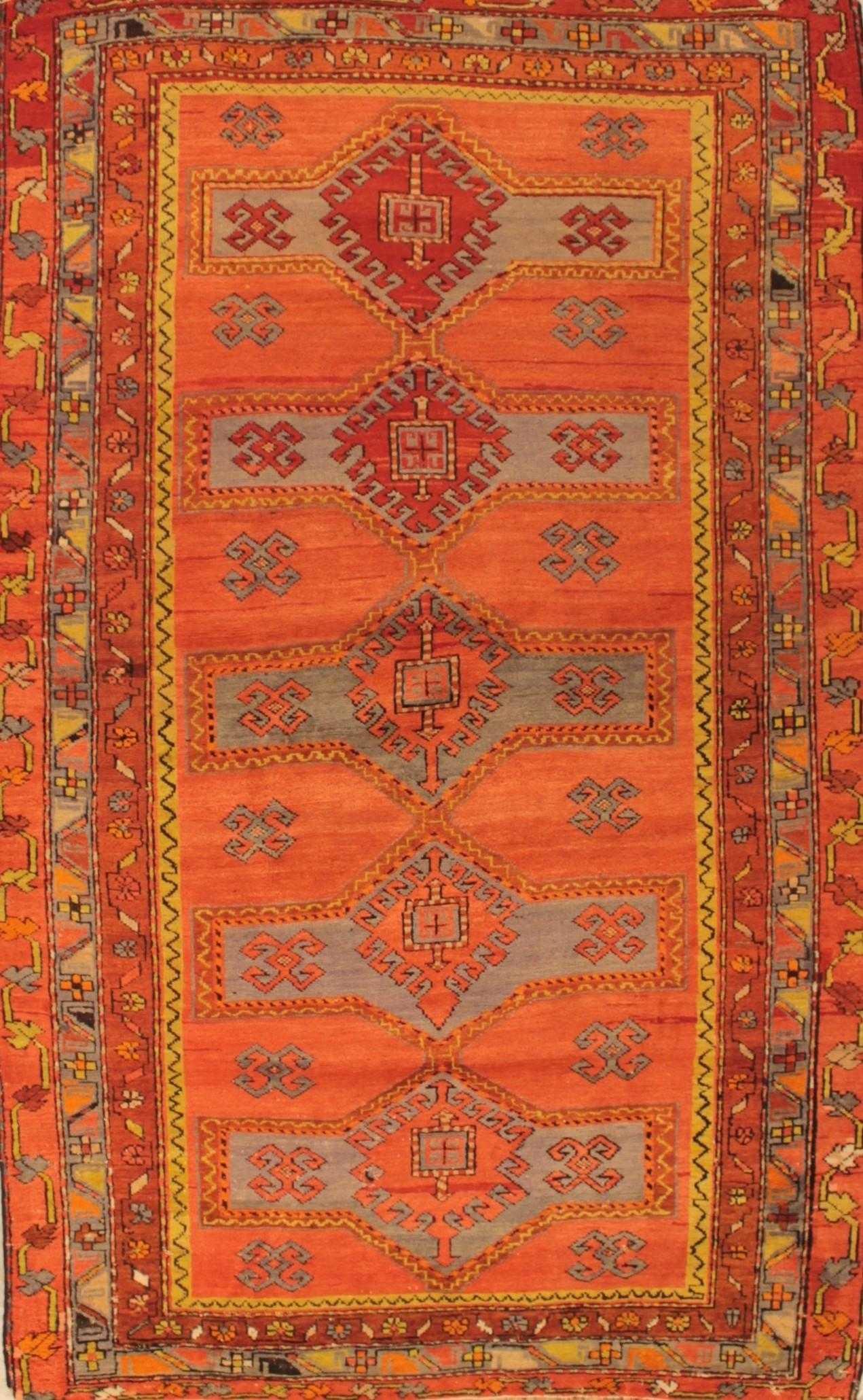 Kazak Old